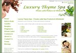 Luxury Thyme Spa, LLC